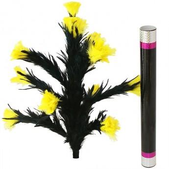 Plumes to Bouquet/Bâton de plumes en un bouquet de fleurs