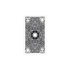 Bianco Nero (Black and White) Tarot Cartes