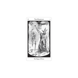 Hermetic Cartes Tarot