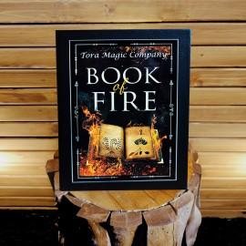 LIVRE EN FEU TORA MAGIC / FIRE BOOK TORA MAGIC