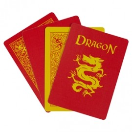 RED DRAGON - JEU DE CARTES BICYCLE