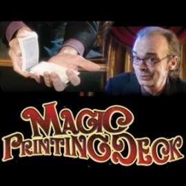 Magic Printing Deck