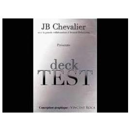 Deck Test tour de mentalisme