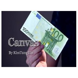 Canvas (version euro) - Kim Tung Lin