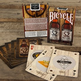 Jeu de cartes Bicycle - Craft Beer II
