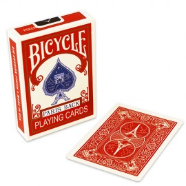 Bicycle - Paris - Blue