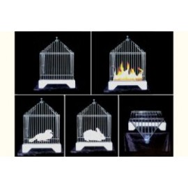 Tora Automatic Fire Cage (3 Usage) Ronde Model Tora Magic
