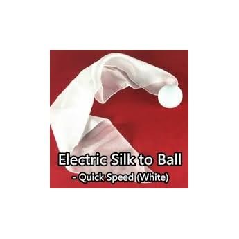 SILK TO BALL / FOULARD EN BALLE