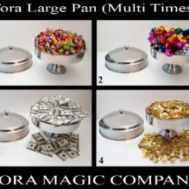 Large Pan (Multi Times)  Tora Magic