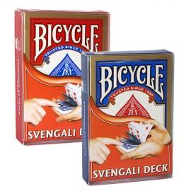Jeu radio Bicycle / Svengali deck BLUE