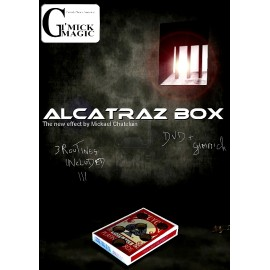 ALCATRAZ BOX by Mickael Chatelain