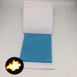 Carnet Papier Flash BLUE (PANDA MAGIC)