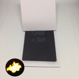 Carnet Papier Flash NOIR (PANDA MAGIC)