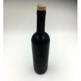Bouteille de vin à disparition